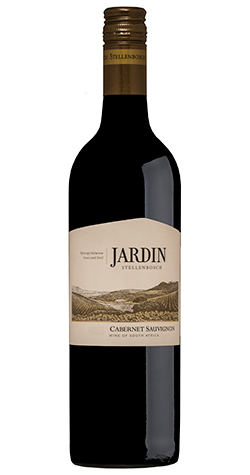 Jordan jardin cabernet sauvignon stellenbosch 2014 for Jardin winery