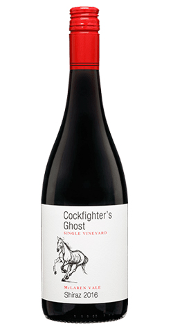Cockfighter's Ghost - Shiraz, McLauren Vale 2016 :: Cape Ardor - South African Wine Specialists MAIN