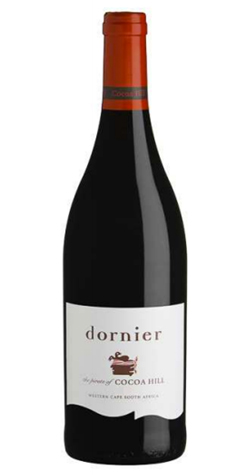 Dornier - Cocoa Hill Red, Western Cape - 2015 :: South African Wine Specialists_LARGE