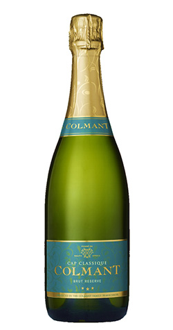 Colmant - Brut Cap Classique - NV (750ml) :: South African Wine Specialists