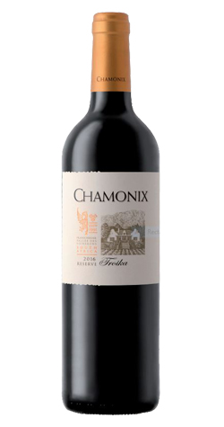 Chamonix - Troika Reserve Bordeaux Style, Franschhoek - 2016 :: South African Wine Specialists MAIN