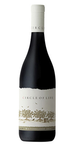 Waterkloof - 'Circle of Life' Red, Stellenbosch - 2015 (750ml) :: South African Wine Specialists_MAIN