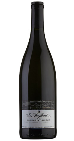 De Trafford - Blueprint Shiraz, Stellenbosch 2014 :: Cape Ardor - South African Wine Specialists