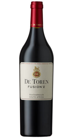 De Toren - Fusion V, Stellenbosch - 2016 (750ml) :: Cape Ardor - South African Wine Specialist - MAIN