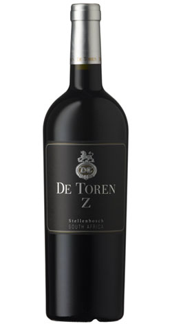 De Toren - Z, Stellenbosch - 2013 (750ml):: Cape Ardor - South African Wine Specialists