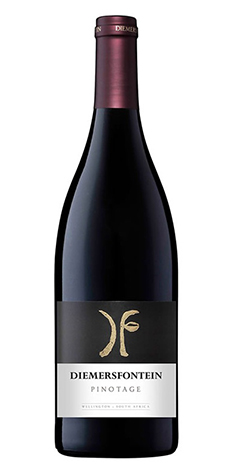 Diemersfontein - Coffee Pinotage, Wellington - 2017 (750ml) - South African Wine Specialists MAIN