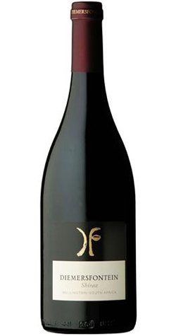 Diemersfontein - Shiraz, Wellington - 2013 :: Cape Ardor - South African Wine Specialists