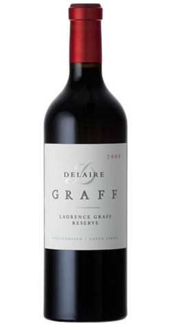 Delaire-Graff - Laurence Graff Reserve, Stellenbosch - 2009 :: South African Wine Specialists