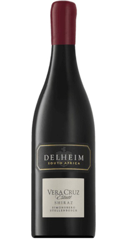 Delheim - Estate 'Vera Cruz' Shiraz, Stellenbosch - 2014 (750ml) :: Cape Ardor - South African Wine Specialists