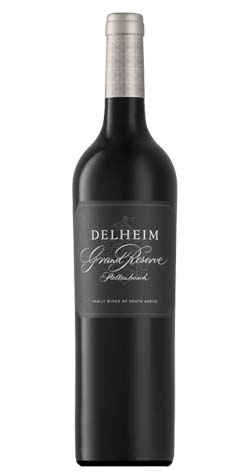 Delheim - 'Grand Reserve' Red Blend, Stellenbosch - 2015 :: Cape Ardor - South African Wine Specialists LARGE