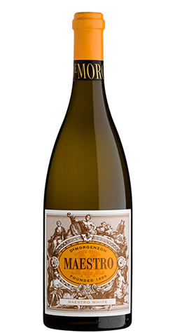 De Morgenzon - Maestro White, Stellenbosch - 2016 (750ml) :: Cape Ardor - South African Wine Specialists LARGE