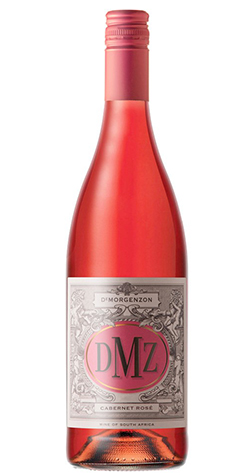 De Morgenzon - DMZ Rose, Stellenbosch - 2018 (750ml) :: Cape Ardor - South African Wine Specialists LARGE