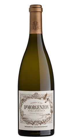 De Morgenzon - Reserve Chardonnay, Stellenbosch - 2017 (750ml) :: Cape Ardor - South African Wine Specialists