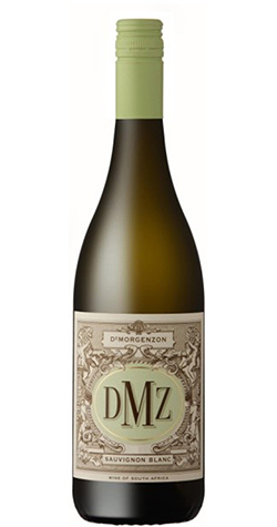 De Morgenzon - DMZ Sauvignon Blanc, Stellenbosch - 2017 (750ml) :: Cape Ardor - South African Wine Specialists LARGE