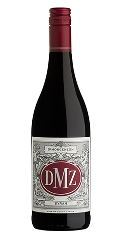 De Morgenzon - DMZ Syrah, Stellenbosch - 2016 (750ml) :: Cape Ardor - South African & New Zealand Wine Specialists_LARGE