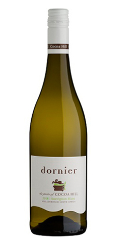 Dornier -  'Cocoa Hill' Sauvignon blanc, Stellenbosch - 2017 :: South African Wine Specialists_LARGE