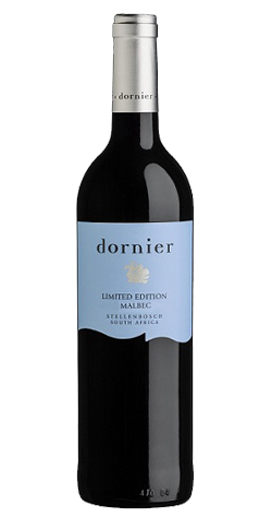 Dornier - 'Limited Edition' Malbec, Stellenbosch - 2016 :: South African Wine Specialists LARGE