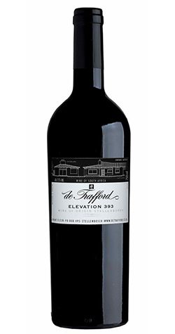 De Trafford - Elevation '393' 2010 :: Cape Ardor - South African Wine Specialists MAIN