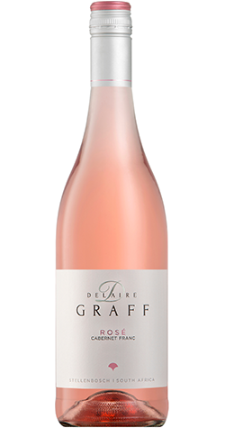 Delaire-Graff - Cabernet Franc Rose, Stellenbosch - 2017 (750ml) :: South African Wine Specialists MAIN