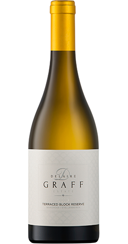 Delaire-Graff - Terraced Block Reserve Chardonnay, Stellenbosch - 2017 :: South African Wine Specialists MAIN