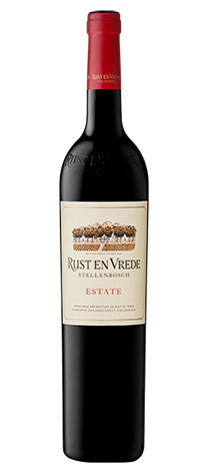 Rust en Vrede - 'Estate' Red Blend, Stellenbosch - 2014 :: South African Wine Specialists