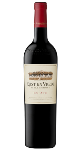 Rust en Vrede - 'Estate' Red Blend, Stellenbosch - 2015 :: South African Wine Specialists MAIN