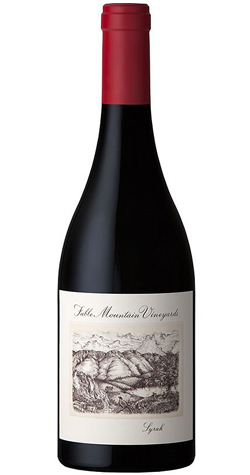 Fable Mountain Vineyards - Syrah, Tulbagh - 2014 | Cape Ardor LARGE