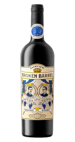 Fairview - 'Broken Barrel' Red Blend, Western Cape - 2017 :: Cape Ardor - South African Wine Specialists LARGE