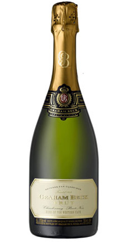 Graham Beck - Brut Cap Classique - NV (750ml) :: Cape Ardor - South African & New Zealand Wine Specialists