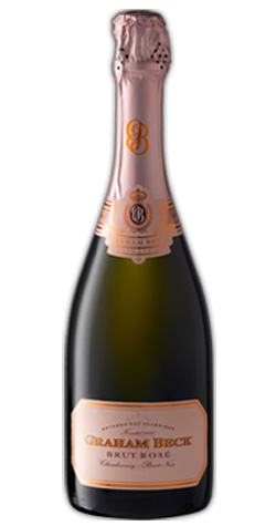 Graham Beck - Brut Rose - NV (750ml)