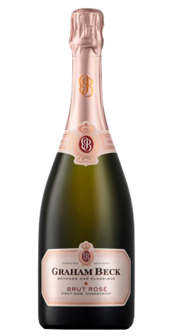 Graham Beck - Brut Rose - NV (750ml) :: Cape Ardor - South African & New Zealand Wine Specialists LARGE