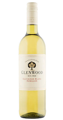 GlenWood - Sauvignon Blanc/Semillon, Franschhoek - 2018 :: South African Wine Specialists LARGE