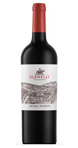 Glenelly - 'Estate Reserve' Red, Stellenbosch - 2012  :: Cape Ardor - South African Wine Specialists MAIN