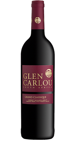 Glen Carlou - 'Grand Classique' Red Blend, Coastal Region - 2018 | Cape Ardor LARGE