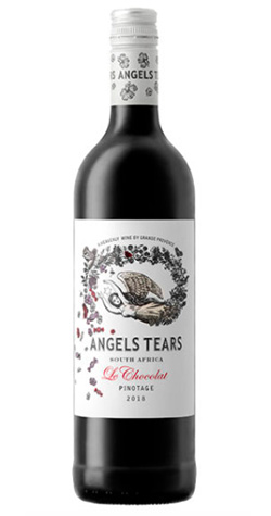 Grande Provence - Angels Tears Le Chocolat Pinotage, Western Cape - 2018  :: Cape Ardor - South African Wine Specialists MAIN