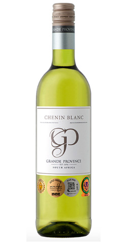 Grande Provence - Chenin Blanc, Coastal Region - 2018 :: Cape Ardor - South African Wine Specialists MAIN