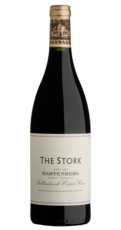 Hartenberg - The Stork Shiraz, Stellenbosch - 2015 (750ml) :: South African Wine Specialists MAIN