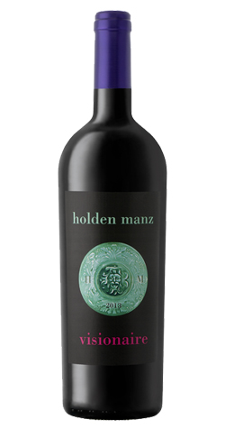 Holden Manz - 'Visionaire' Red, Franschhoek - 2013 :: South African Wine Specialists MAIN