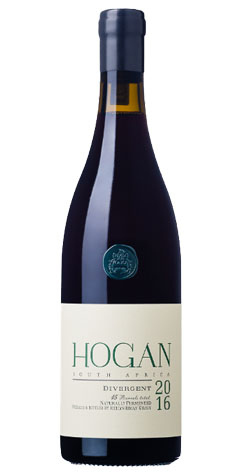 Hogan - Divergent Red Blend, Stellenbosch - 2016 (750ml) :: Cape Ardor - South African Wine Specialists MAIN