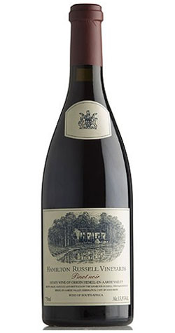 Hamilton Russell - Pinot Noir 2018 :: South African Wine Specialists MAIN