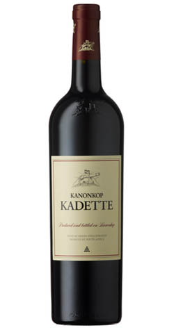 Kanonkop - Kadette Cape Blend, Stellenbosch - 2017 (750ml) :: Cape Ardor - South African Wine Specialists MAIN