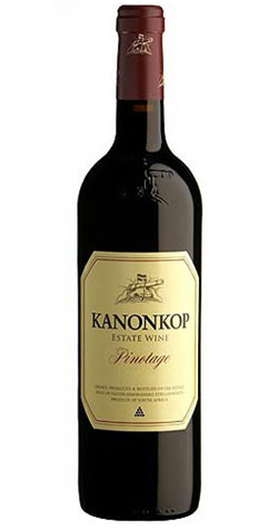 Kanonkop - Pinotage, Stellenbosch - 2015  :: Cape Ardor - South African Wine Specialists_MAIN