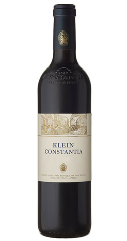 Klein Constantia - Estate Red Blend, Constantia - 2012 :: South African Wine Specialists
