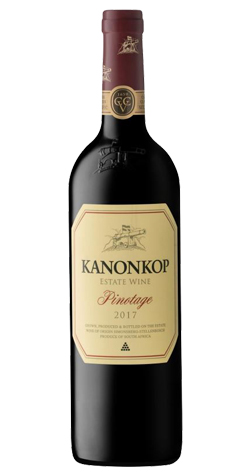 Kanonkop - Pinotage, Stellenbosch - 2017  :: Cape Ardor - South African Wine Specialists MAIN