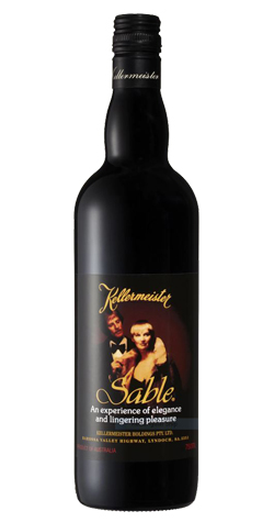 Kellermeister - 'Sable', South Australia - NV  :: Cape Ardor - Australian Wine Specialists MAIN