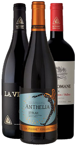 Shop La Vierge Wines of Desire Pack | Cape Ardor MAIN