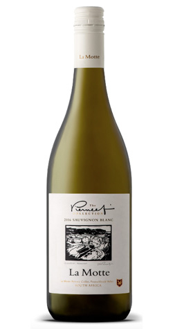 La Motte - 'The Pierneef Collection' Sauvignon Blanc, Cape South Coast - 2016 :: Cape Ardor