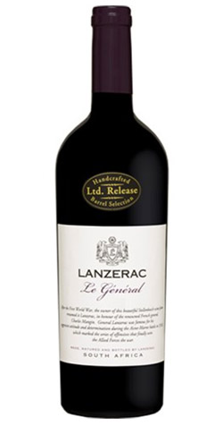 Lanzerac - Le General, Stellenbosch - 2013 :: South African Wine Specialists MAIN