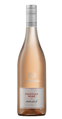 Lanzerac - Pinotage Rose, Stellenbosch - 2019 :: South African Wine Specialists MAIN