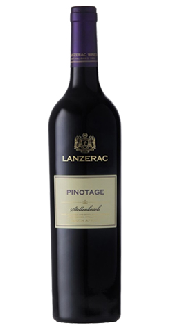 Lanzerac - Pinotage, Stellenbosch - 2017 :: South African Wine Specialists MAIN